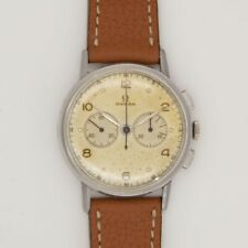 Vintage Steel Omega Ref. 2381 Watch from 1939