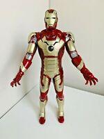 Marvel Iron Man Talking Lights & Sounds Action Figure 2013 Avengers Hasbro Toy