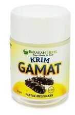 KRIM GAMAT (SEA CUCUMBER CREAM) @30GRAM relieve mild wounds, rashes, small spots