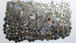 Münzen lot Welt 1,7 kg