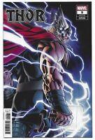 Thor #9 2020 1:50 McGuinness Incentive Variant Marvel Comics Cates Donald Blake