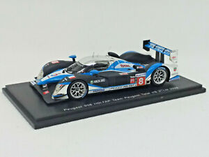 Spark 1:43 - Peugeot 908 HDI FAP Team Peugeot Total Nº8 2nd Lm 2009 - S1289