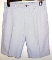 M/&S BLUE Cotton Rich Heart /& Stripe Print Low Rise Shorts