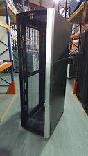 HP 10642 G2 42U Server Rack Cabinet Enclosure 383573-001 - Missing Left Panel