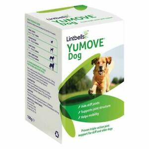 Lintbells YuMOVE Dog Joint Supplement for Stiff Older Dogs - 120 Tablets