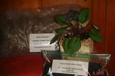 African Violet POTTING  SOIL-- 12 Qts-   from PsNature
