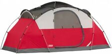 Coleman Cimmaron 8-Person Modified Dome Tent Outdoor Camping Easy Setup Ret