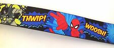 Marvel Comics Ultimate Spider-Man Boy's Bonded Leather Belt NWT Size L 36 inch