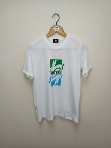 RED EAR By Paul Smith Logo T Shirt - Made in England - Small - S - White