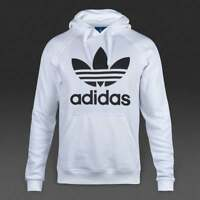 Adidas Originals Trefoil Hoodie Size UK XL Brand New With Tags Hoody