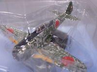 Nakajima 2 Syouki 鐘馗 Tipe2 1/87 Scale War Aircraft Japan Diecast Display vol 143