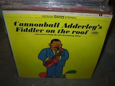 CANNONBALL ADDERLEY fiddler on the roof ( jazz ) stereo
