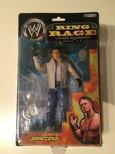 WWE Jakks John Cena Action figure RING RAGE series 17.5 2006 NIB personaggio