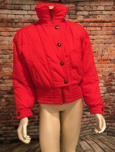 VTG Canadian Sunice Puffer Ski Jacket, Size XXS / 6  Waterproof