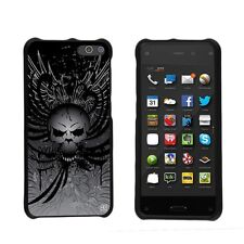 Beyond Cell Protective Case For Amazon Fire Wing Skull