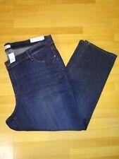 NWT Ann Taylor LOFT PLUS Size 24 Women's Modern Straight Jeans