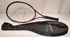 "Head Vision 720 Oversize Tennis Racquet w/ Case 4 1/2"" Grip Racket"
