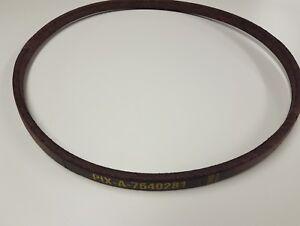 MTD 754-0281 variable speed belt 603 604 304 548 PIX A-7540281