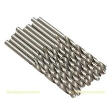 10PCS 4mm Micro HSS Twist Drilling Auger bit for Electrical Drill New