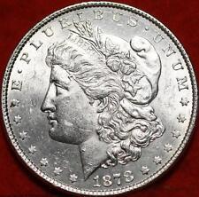 Uncirculated 1878 8 TF Philadelphia Mint Silver Morgan Dollar Free S/H