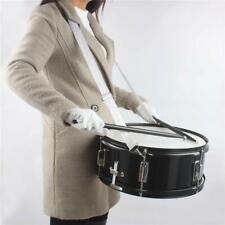 New Black Snare Drum Drumsticks Drum Key Strap Set 20-Strand Snare Wire