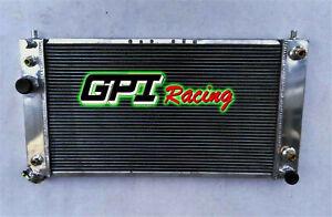 Aluminum Radiator for CHEVY BLAZER S10 C1500 & GMC JIMMY SONOMA 4.3 V6 1996-2005