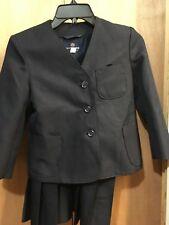 Hato Sakura Girls Uniform Original Japanese 120A Adjustable skirt with blazer