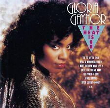 GLORIA GAYNOR : THE HEAT IS ON / CD (CASTLE CHC 7005)