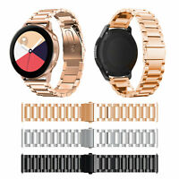 New Stainless Steel Watch Band Metal Strap For Samsung Galaxy Watch Active 40mm