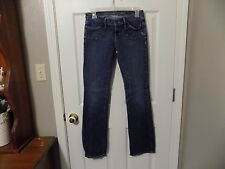 Womens Abercrombie and Fitch stretch jeans size 0 regular