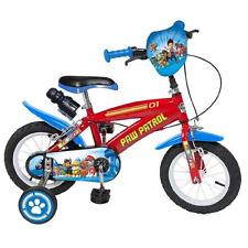 12 Zoll Kinderfahrrad Paw Patrol Jungen Fahrrad Disney 3 4 5 neu