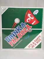 DRINK-A-PALOOZA BOARD GAMES PARTY DRINKING GAMES FOR ADULTS GAME NIGHT PARTY NEW