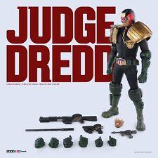 ThreeA 3A 1/6 Scale 12 Inch Judge Dredd Collectable Figure - New