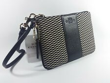 New Authentic COACH Women's Zip Wristlet Strap Wallet CLEARANCE