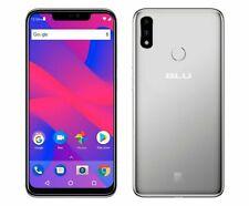 Blu Vivo XI  Plus + V0310WW 64GB Silver Unlocked Android Excellent Shape