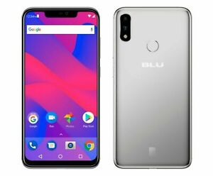 Blu Vivo XI  Plus + V0310WW 64GB Silver Unlocked Android