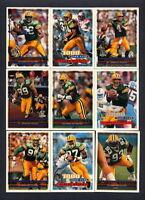 1996 Topps Green Bay Packers TEAM SET - Brett Favre