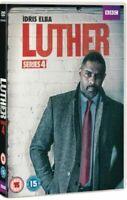 Luther - Series 4 DVD (2016) Idris Elba