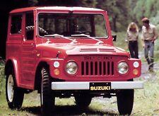 SUZUKI LJ80 LJ50 ELJOT JIMNY WEATHER Door Weather Seal For 3 Doors