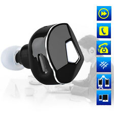 Super Mini Wireless Bluetooth Stereo In-Ear Earphone Headphone Headset Earpiece