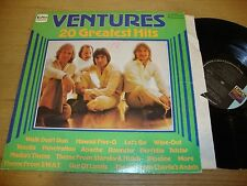 The Ventures - 20 Greatest Hits - LP Record  VG+ VG