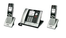 Vtech 4 Line Corded Cordless Office Business Phone System w 2 Multiline Handsets