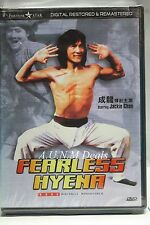 fearless hyena jackie chan ntsc import dvd