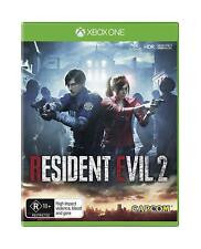 Resident evil 2 For Xbox One X Video Game Survival Horror Capcom Video Game