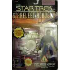 """STAR TREK Playmates (1996) Cadet GEORDI LAFORGE 4.75"""" Action Figure"""