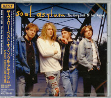 SOUL ASYLUM-BLACK GOLD - THE BEST OF SOUL ASYLUM-JAPAN CD+DVD Ltd/Ed G29
