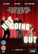 Not Going Out: Complete Second Series [DVD], Very Good DVD, Sally Bretton, Tim V