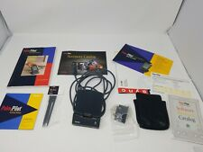 Palm Pilot Handbook, Stylus, Charger , Cd Rom , Protective case Lot