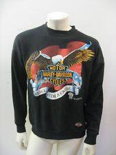 Vintage HARLEY DAVIDSON Rebel With A Cause 1987 Sweat Shirt Size XL