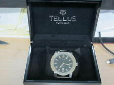 TELLUS PARENTHESES  AUTOMATIC WATCH  MODEL 1065 Swiss movement In Box